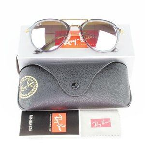 Ray-Ban Women Sunglasses Lilac Flash Gradient Lens